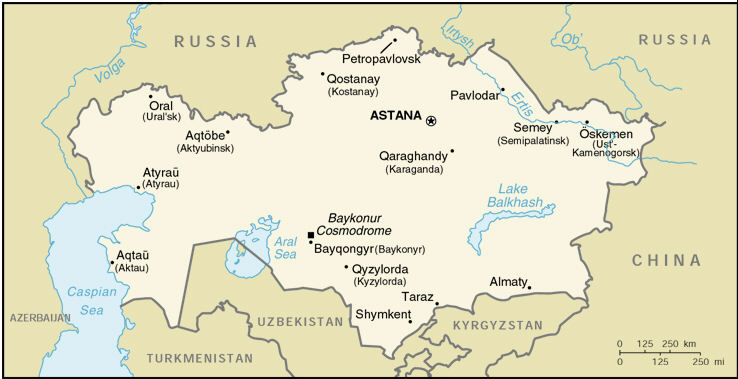 Eternal Remont Borat puts Kazakhstan on holiday map